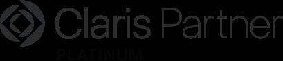 ロゴ:Claris Partner PLATINUM