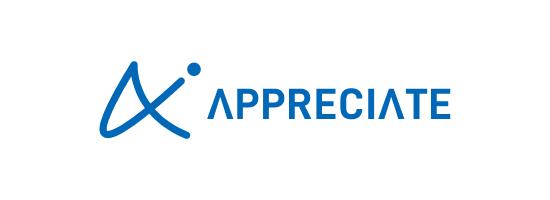 ロゴ:株式会社アプリシエイト